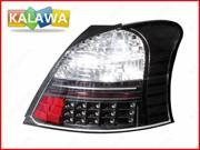 Good quality and good price latest one pair  AAA-TY-0143 Toyota Yaris 05-08'  led tail lamp  free shipping#sss