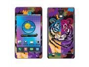 Samsung Infuse 4G I997 Vinyl Decal Sticker - Multicolor Tiger
