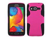 For G386T Galaxy Avant Hot Pink/Black Astronoot Phone Protector Cover