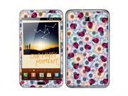 Samsung Galaxy Note N7000 I717 I9220 Vinyl Decal Sticker - Ladybug In Gardern