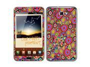Samsung Galaxy Note N7000 I717 I9220 Vinyl Decal Sticker - Geographic