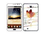 Samsung Galaxy Note N7000 I717 I9220 Vinyl Decal Sticker - Pigeon
