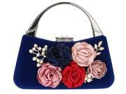 KAXIDY Ladies Elegant Floral Clutches Evening Bag Purses Clutch Bag Wedding Purse Party Bags (9SIA2ZR71X1876 KS71539) photo
