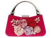 KAXIDY Ladies Elegant Floral Clutches Evening Bag Purses Clutch Bag Wedding Purse Party Bags (9SIA2ZR71X1878 KS71541) photo