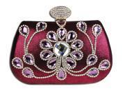 KAXIDY Femininity Luxury Rhinestones Evening Clutch Purse Handbag Wedding Purse Pary Bags (9SIA2ZR7267928 KS71322) photo