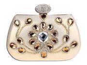 KAXIDY Femininity Luxury Rhinestones Evening Clutch Purse Handbag Wedding Purse Pary Bags (9SIA2ZR7267990 KS71323) photo