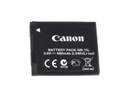 Genuine Canon NB-11l Li-ion Battery for Canon A2300is A2400is A3400is A4000is