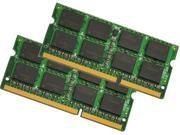 8GB 2x 4GB DDR3 1333 MHz PC3-10600 Sodimm Laptop RAM Memory MacBook Pro for APPLE