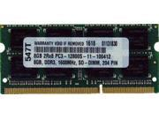 8GB DDR3 1600MHz MEMORY RAM Apple Mac mini Core i5 2 5 Late 2012 MD387LL