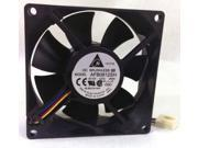 DELTA AFB0812SH-PWM 80x25mm 4500 RPM PWM FAN, 4PIN PWM