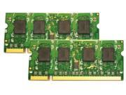 4GB 2X 2GB Kit DDR2 SODIMM PC6400 PC2-6400 800 MHz LAPTOP MEMORY Ram 200Pin