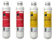 AQUATIC LIFE TWIST-IN ANNUAL REPLACEMENT PACK CARTRIDGES, 2 SEDIMENT + 2 CARBON 9SIA30X4RD5263
