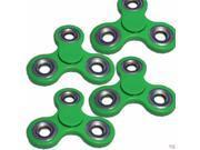 ZForce x4 Tri-Spinner Fidget Hand Finger Focus Toy EDC Pocket Desktoy ADHD Gift  Green