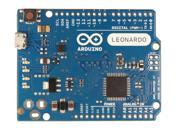 Arduino Leonardo Without Headers Authentic Made in Italy 5V 16MHz ATmega32u4 32KB Flash 1KB EEPROM Development Board for Electronic Design, and Classroom. C++ Coding & compatible with shields.
