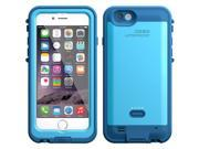 LifeProof FRE POWER iPhone 6 ONLY (4.7 Version) Waterproof Battery Case - BLUE