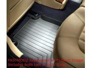 2011 - 2013 Toyota Sienna Black 2nd row FloorLiner