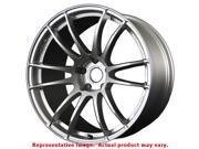 Gram Lights Wheels - 57Xtreme WGJ443DS Sunlight Silver 19x9.5 5-100 +43 Fits:UN
