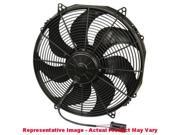 SPAL 30102803 16in High Output (H.O.) Puller Fan 15.70in x 15.70in x 4.41in Fit