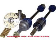 Driveshaft Shop RA5425X4 Level 4 Axle Right Fits:CHEVROLET / /2010 - 2012 CAMA