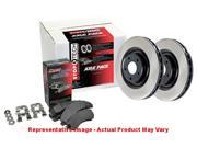 StopTech Axle Pack - Preferred 906.39002 Front / Rear Fits:FORD  2013 - 2015 FO
