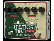 Electro-Harmonix DELUXE MEMORY MAN w/ Tap Tempo 550 mS Ultimate Analog Delay
