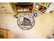 James Madison Soccer Ball