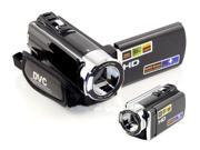 1080P Digital Video Camcorder Full HD 16 MP 16x digital Zoom DV Camera Kit (Black)
