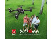 MJX Bugs 2 B2W WIFI FPV Brushless With HD 1080P Camera GPS RC Quadcopter RTF - Bright Black