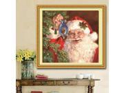 DPF K006 5D Diamond Embroidery Painting DIY Cross Stitch Mosaic Needlework Wall Decor Christmas Santa Claus 9SIA3526B73310