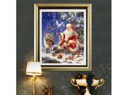 DPF K008 5D Diamond Embroidery Painting DIY Cross Stitch Mosaic Needlework Wall Decor Christmas Santa Claus 9SIA3526B73335