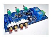 Stereo HiFi NE5532 Tone Board Preamplifier Dual Op Amp