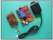 12v remote control ultra high sensitivity vibration delay module sensitivity adj