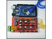 Mega 2560 R3 Mega2560 REV3 + 1pcs RAMPS 1.4 Controller for 3D Printer arduino ki
