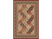 Tayse Sensation 4770 Red 8'9'' x 12'3'' Area Rugs
