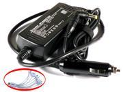 iTEKIRO Car Charger Auto Adapter for Acer Aspire V5-531P-4693, V5-551, V5-551-7850, V5-551-8401, V5-552