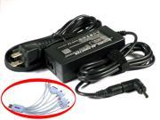 iTEKIRO AC Adapter Charger for Asus AD890326 Type 010LF, 0A001-00232100, 0A001-00233100, 0A001-00330100, 0A001-00340200