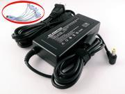 iTEKIRO AC Adapter Charger for Fujitsu LifeBook C2330, C2340, C6632, C6659, C6661