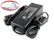 iTEKIRO 120W AC Adapter Charger for Toshiba Satellite P50-AST2GX1, P50-AST3GX1, P50-AST3GX2, P50-AST3NX2, P50-BBT2G22