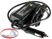 ITEKIRO Car Charger Auto Adapter for Sony Vaio VPCEA3AFX/WI, VPCEA3AFX, VPCEA3BFX/BJ, VPCEA3BFX/T, VPCEA3BFX/WI
