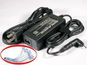 iTEKIRO AC Adapter Charger for Asus 0A001-00230000, 0A001-00230000-0A200-00021000, 0A001-00230000-0A200-00021900, 90-XB34N0PW00000Y, ADP-45AW A