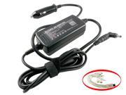 iTEKIRO 45W Car Charger for Asus K200Ma-Ds21tq, K200MA-DS01T-BLS, K200MA-DS01T-RD, K200MA-DS01T-WHS, K553MA