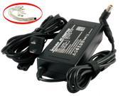 iTEKIRO 90W AC Adapter Charger for IBM Lenovo ThinkPad T60p 2623, T60p 2637, T60p 6369, T60p 6370, T60p 6371