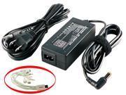 iTEKIRO 45W AC Adapter Charger for Acer Aspire One AOD255e-2659, AOD257, AOD257-13450, AOD257-13473, AOD257-13652