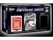 1008 Deluxe Psychic Deck 125 Illusions FTYY1008 FANTASMA TOYS