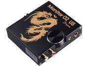 Musiland 02US Dragon 32Bit / 384KHz USB Sound Card USB2.0 / USB3.0 ASIO.