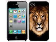Apple iPhone 5 Black 5B229 Hard Back Case Cover Color Lion Head 9SIA36Y13B1555