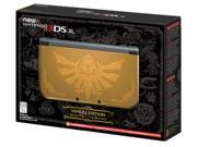 Nintendo New 3DS XL - Hyrule Gold Edition