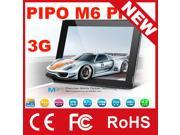 PIPO M6 Pro 3G Tablet PC 9.7'' IPS Screen 2048x1536 Android 4.2 RK3188 Quad Core 2G/16GB GPS Dual Camera WIFI tablet pc
