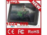 7inch CUBE U25GT Dual Core 5-points touch capacitive screen 1024* 600 1.2GHz 512MB/8GB Android 4.2 Tablet PC