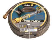 Jackson Professional Tools 027 4003600 5 8 Inchx50 Pro Flow Commercial Duty Gray Hose